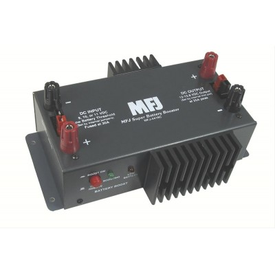 MFJ-4416C Battery voltage booster