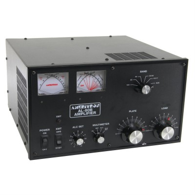 Amplifier AL-80BX for HF amateur radio