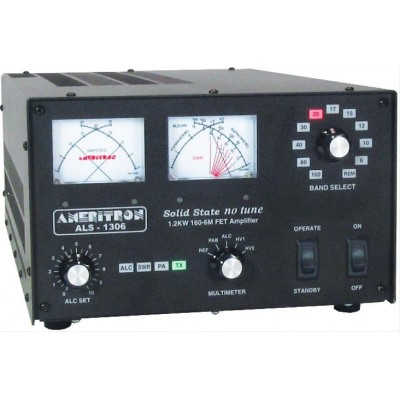 HF amplifier ALS-1306 for amateur radio