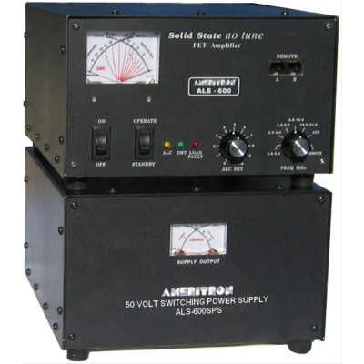 Amplifier ALS-600SX for HF amateur radio