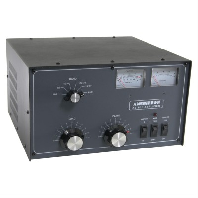 HF amplifier AL-811X for amateur radio