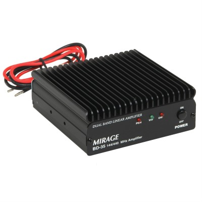 VHF/UHF dual band amplifier BD-35 for amateur radio