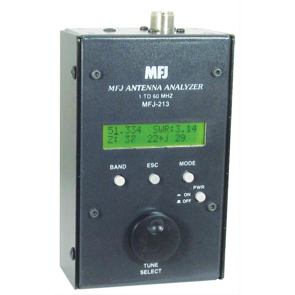 MFJ-213 HF Antenna analyzer