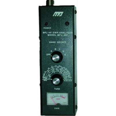 MFJ-207 Meter antenna SWR analyzer
