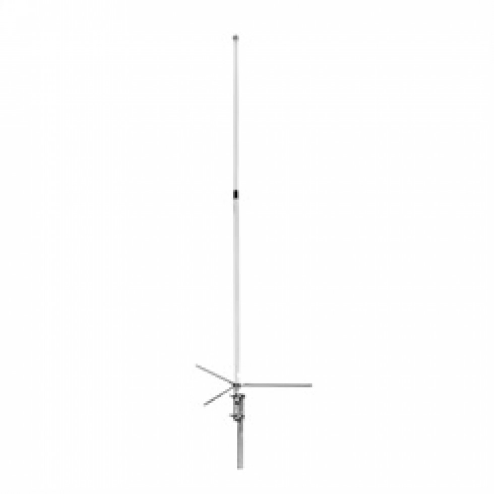 Base antenna vertical tri-band VHF-UHF and 220 Mhz Comet CX-333