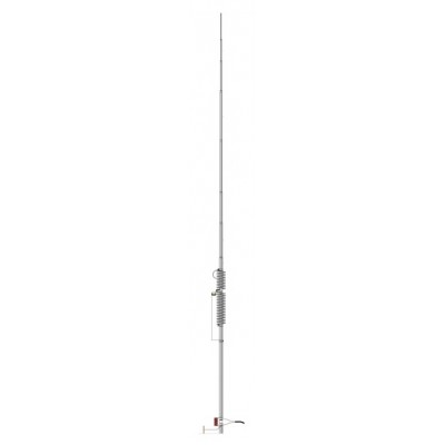HF-2V, 80 and 40 meters vertical base antenna