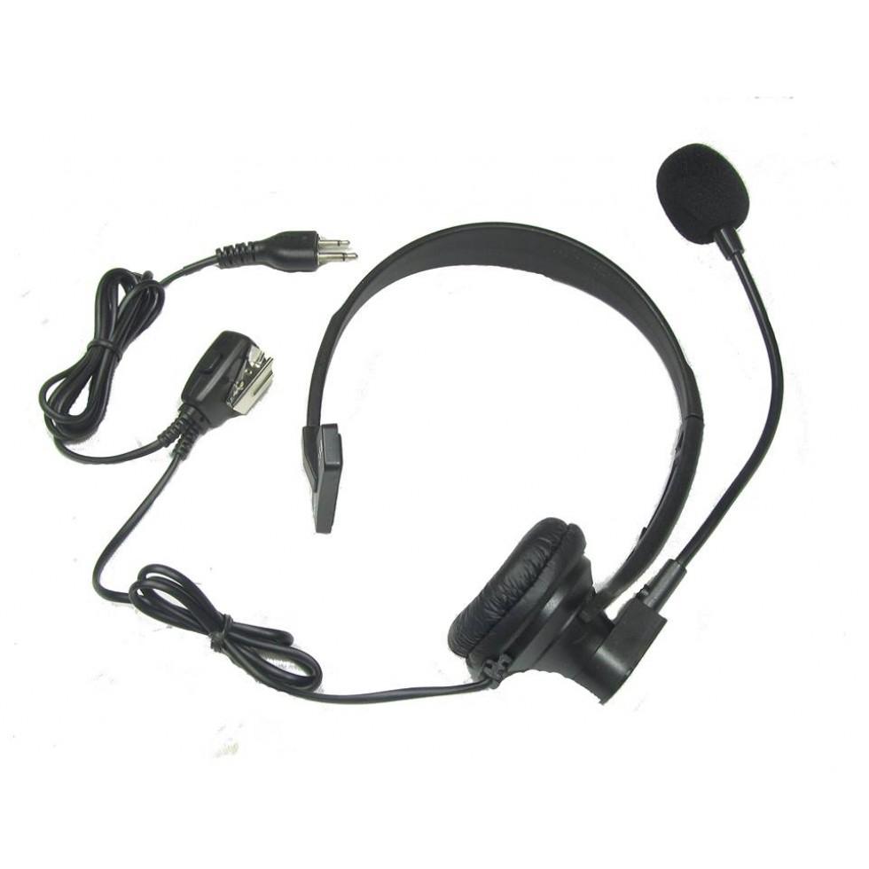Casque Microphone Mfj 288r Pour Radio Amateur Yaesu Vx 7r