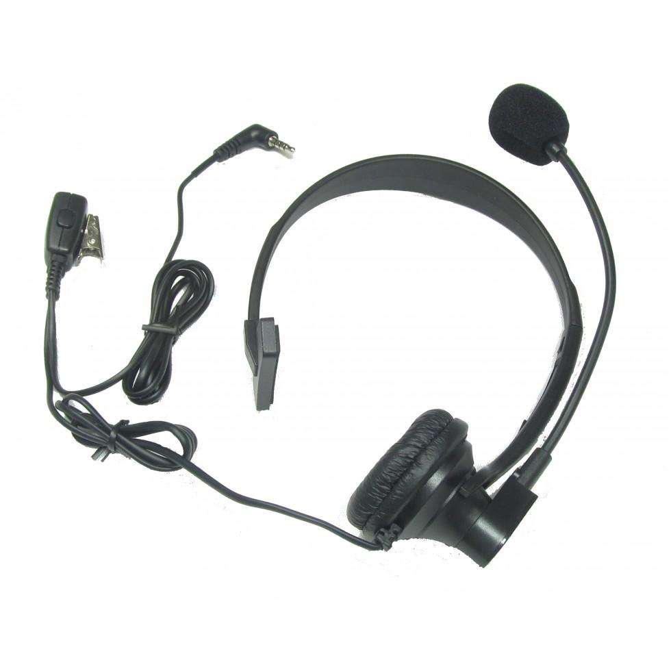 Casque Microphone Mfj 288y Pour Radio Amateur