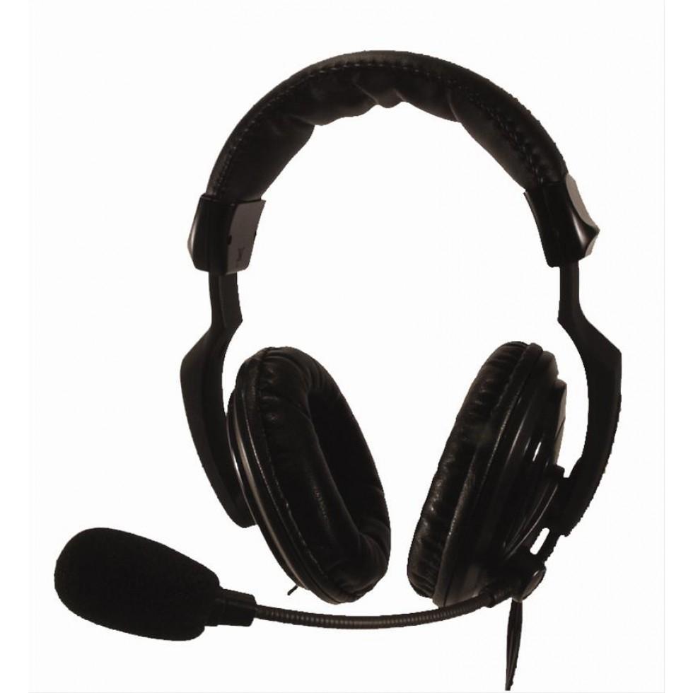 Casque Micro Pour Radio Amateur Heil Sound Pro Set Ic