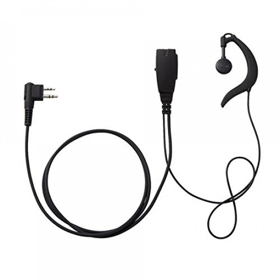 SSM-512B Earpiece Mic For Yaesu amateur radio