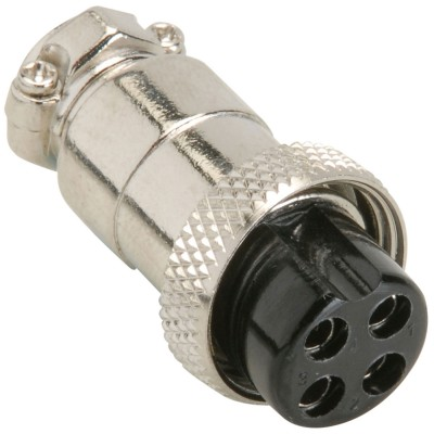 Female microphone (4 pin) jack