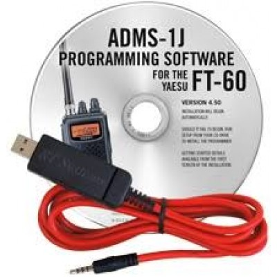ADMS-1J Programming Software for the Yaesu FT-60