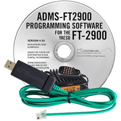 ADMS-2900 Programming Software for the Yaesu FT-290