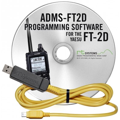 ADMS-2D Programming Software for the Yaesu FT-2D