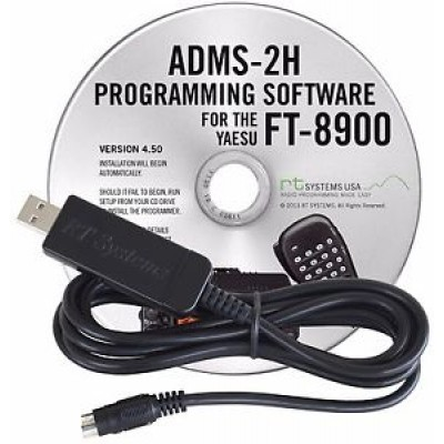 ADMS-2H Programming Software for the Yaesu FT-8900