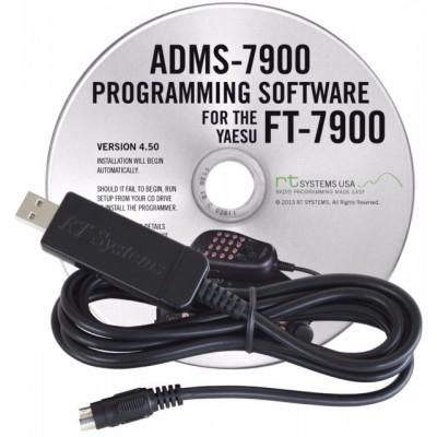 Logiciel de programmation ADMS-7900 pour le Yaesu FT-7900