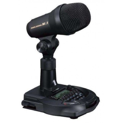 Yaesu M-1 Desk microphone with graphic equalizer