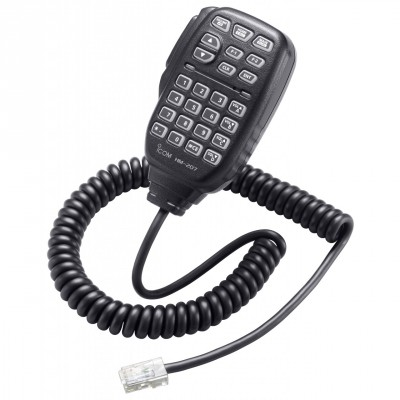 HM-207 Hand control mic for ham mobile radio