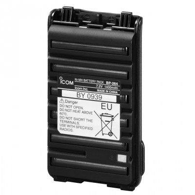 BP-264 Icom, Li-Ion Battery 7.2V 1400 mAH