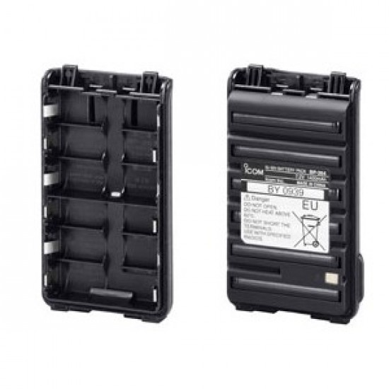 BP-263 Icom, handheld battery case