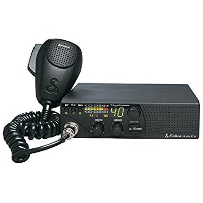 18 WX ST II Cobra, 40 channels mobile radio CB