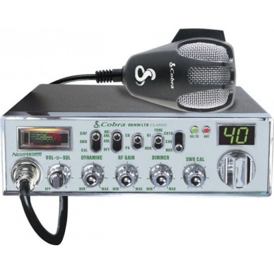 29 NW Cobra, mobile CB radio Nightwatch