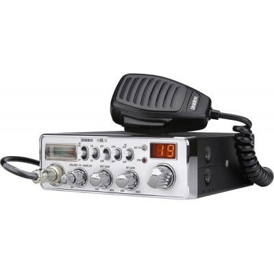 PC68LTX Uniden radio CB mobile