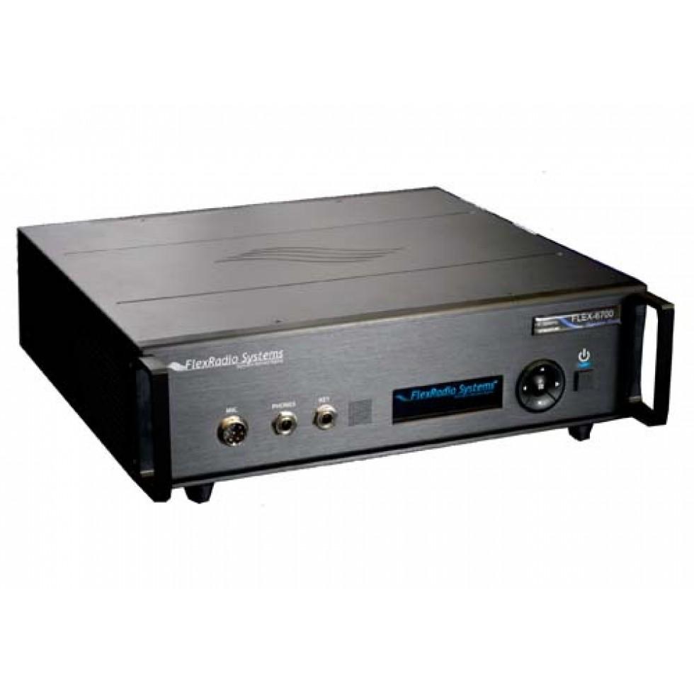 Flex-6700 HF amateur radio defined by software