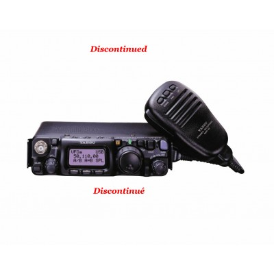 Radio amateur HF multi mode Yaesu FT-817ND