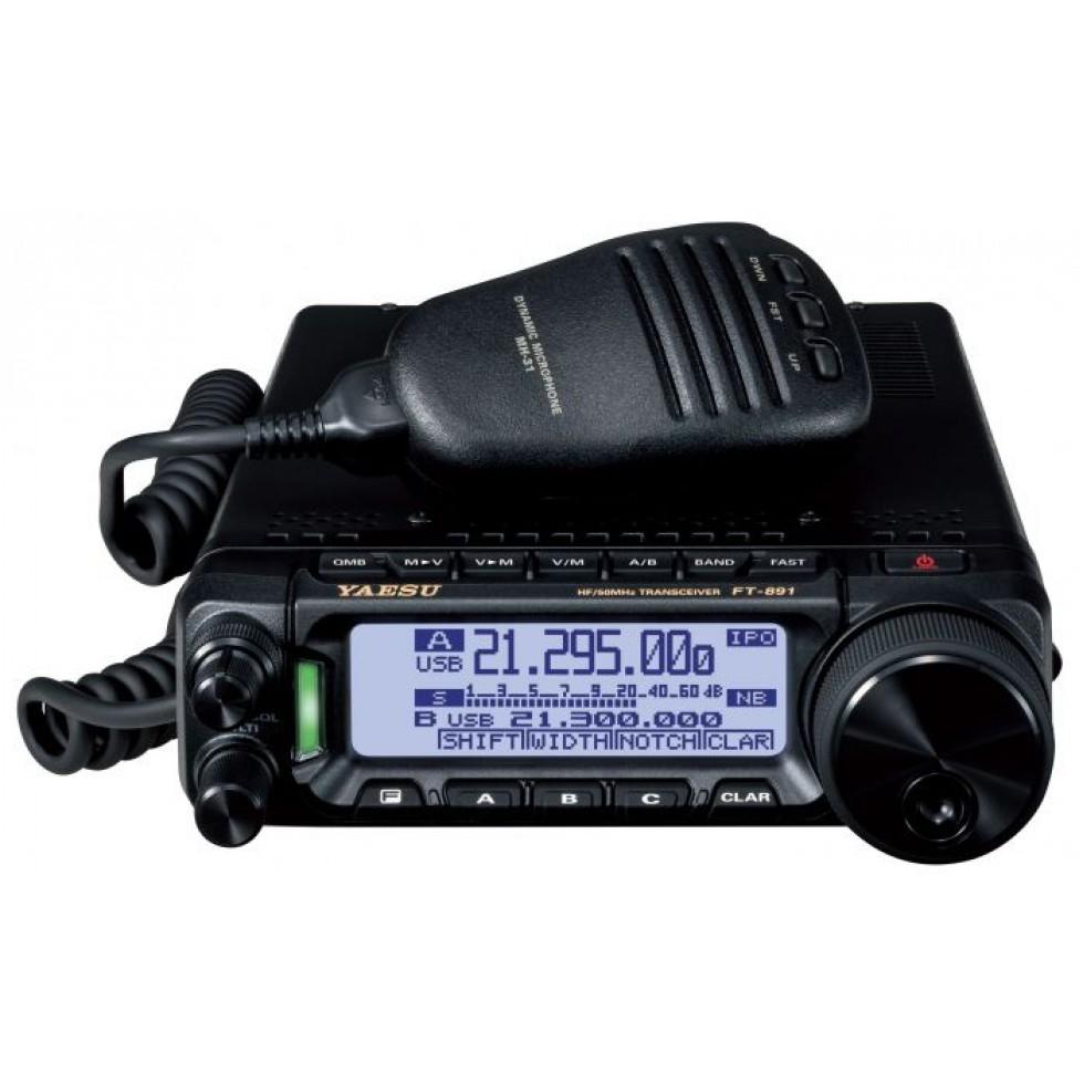 All mode mobile transceiver Yaesu FT-891