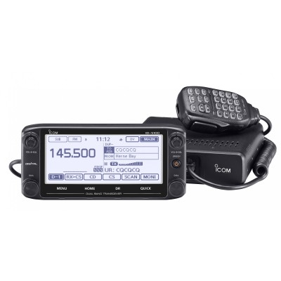VHF-UHF Digital mobile amateur radio Icom ID-5100A