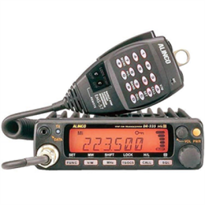 APK-235 Programming software for the Alinco DR-235