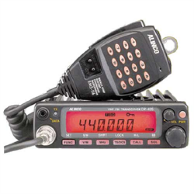 Radio amateur mobile UHF Alinco DR-435T