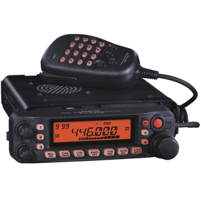 Dual band mobile ham radio Yaesu FT-7900R