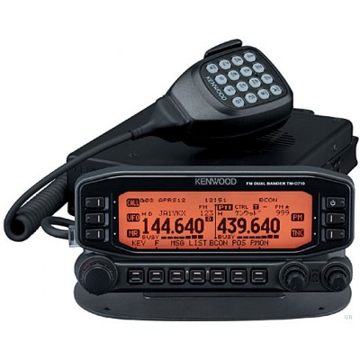 VHF-UHF Dual band mobile radio kenwood TM-D710GA