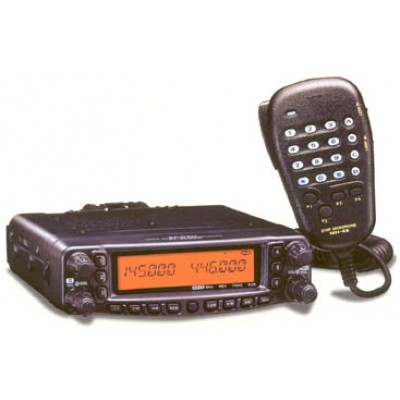 Quad band mobile ham radio Yaesu FT-8900R