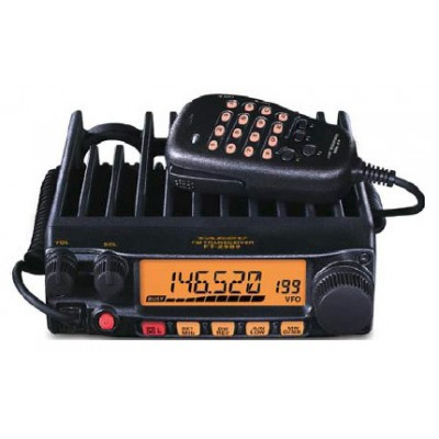 VHF Mobile amateur radio heavy-duty Yaesu FT-2980R