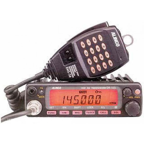 Radio amateur mobile VHF Alinco DR-135T