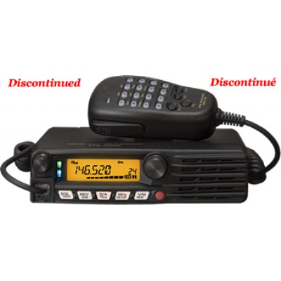 VHF Single-band mobile transceiver Yaesu FTM-3200D