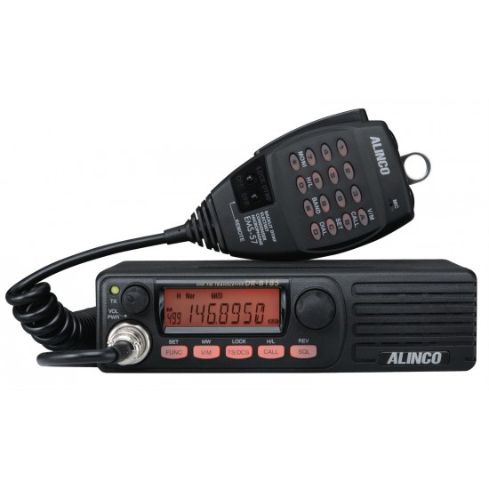 Radio amateur VHF mobile Alinco DR-B185HT