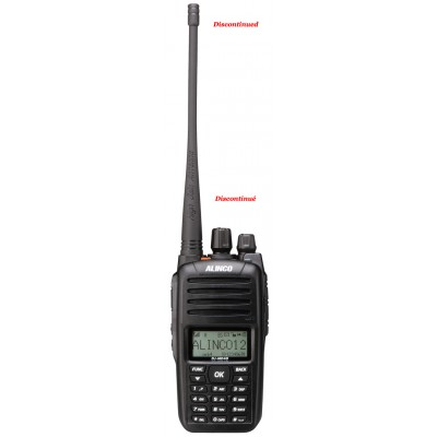 DJ-MD40 Alinco, UHF portable transceiver