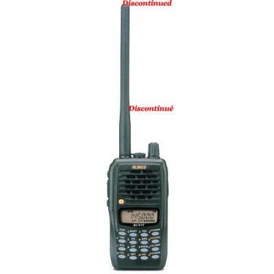 DJ-V27T Alinco, radio amateur portable 220 Mhz