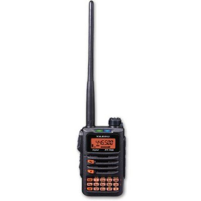 FT-70DR Yaesu, Dual band portable ham radio