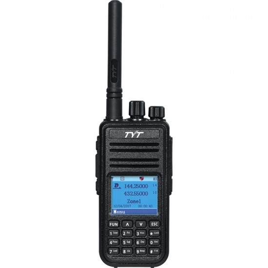 MD-UV380 TYT, VHF-UHF radio amateur DMR portable
