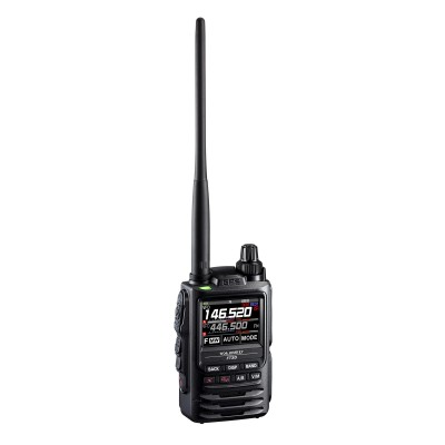 FT-3DR Yaesu, dual band portable ham radio