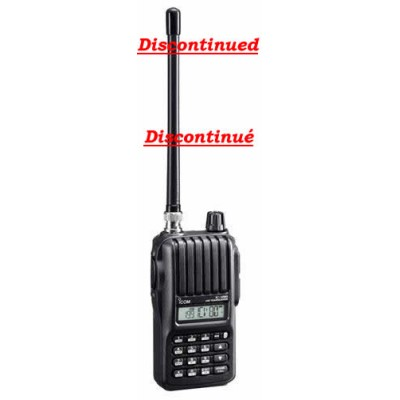 IC-V80 Icom, portable transceiver VHF