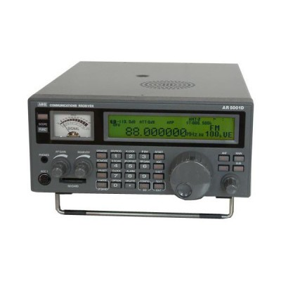 AR5001D, broadband scanner radio receiver