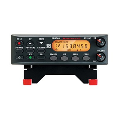 BC355C Mobile / base frequency scanner