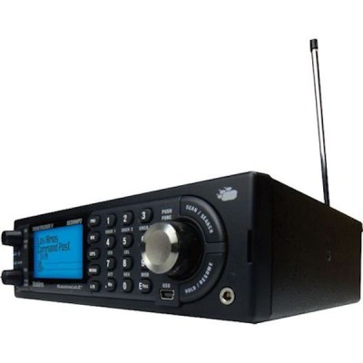 BCD996P2 Base scanner radio receiver