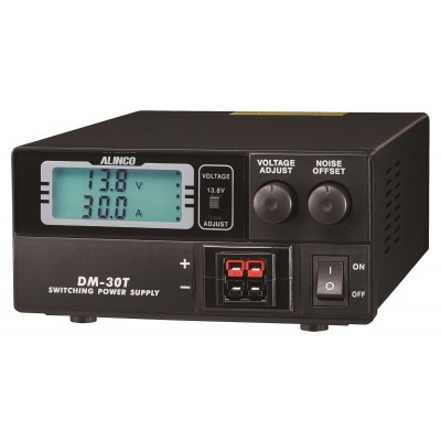 Alinco power supply DM-30T for amateur radio
